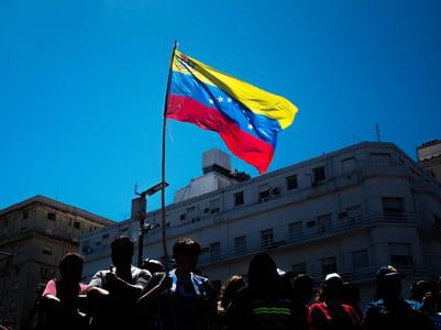 Zello in Venezuela