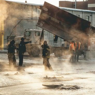 construction emergency app