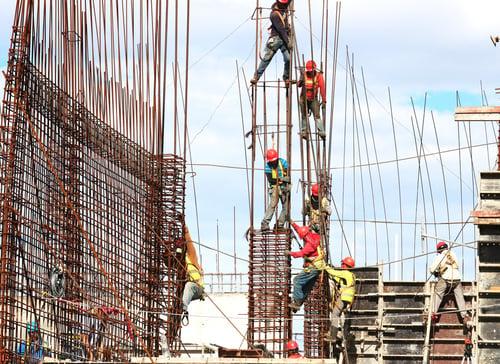 dangerous construction work